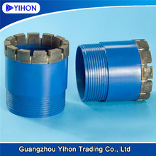 Sharp and good abrasion resistance horizontal drilling