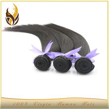 100% virgin unprocessed human hair wholesale brazilian human weaving