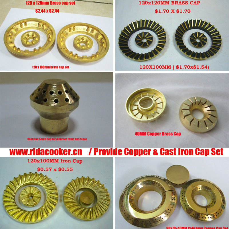 Gas Stove Burner Cap Gas Stove Burner Cap 3