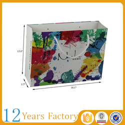 fancy gift paper bags raw material manufacture