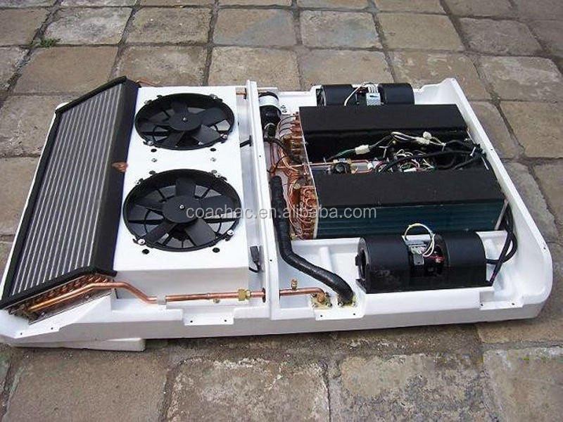 12 Volt Cooling Units : Kt v volt kw roof mounted van air conditioner
