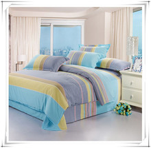 Polyester fabric with printing for quilt set from china fabric exporters