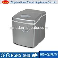 uso en el hogar portátil mini fabricante de hielo de la máquina de venta
