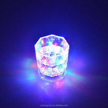 Light Up Multicolor LED Shot Glass Lite Cubes