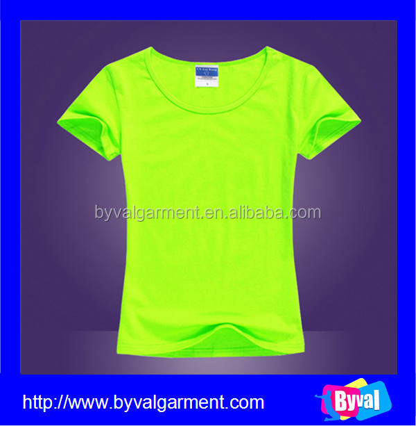 Wholesale Bulk Plain T Shirts Dry Fit Plain T Shirts Bulk