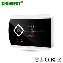 SMS Alarm & 8pcs remote control + 99pcs detectors & App GSM alarm installation PST-G10A