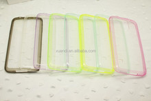 2014 Light weight flexible ultra thin 0.3mm tpu case for S5