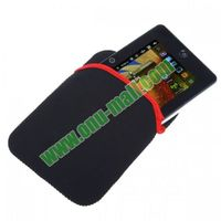 Soft Neoprene Protective Cloth Pouch Case for 7 inch Tablet
