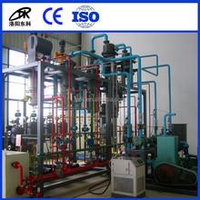 Black engine oil regeneration purifier / motor oil recycling machine / Cars oil filtering plant