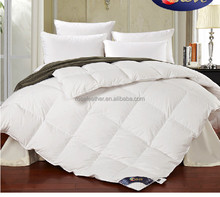 HOT SALE 2-4cm washed white duck feather duvet