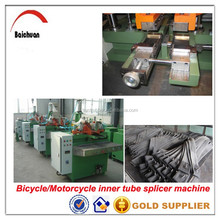NJQ motorcycle and bicycle inner tube splicing machine
