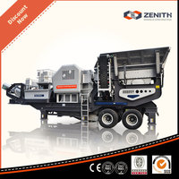 Zenith bmw mobile crushing plant, bmw mobile crushing plant cost