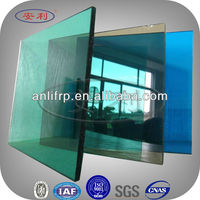 soundproof 4x8 sheet plastic with uv-coat,polycarbonate solid sheet