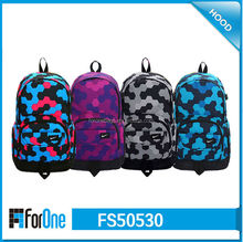 2015 High Quality Waterpoof Cheap Fashion Students School Bag