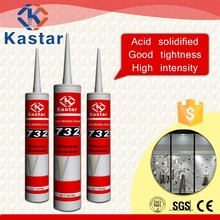 Trade Assurance $30.000 acid solidified silicone sealant,pottery & porcelain silicone adhesive