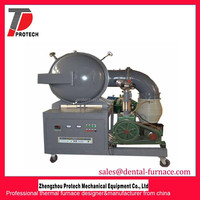 1200c celsius degree industrial vacuum furnace for university and reseach institute