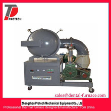 1200c celsius degree industrial vacuum furnace for university and reseach institute