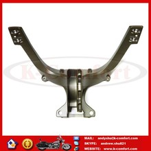 KCM607 NOSE HEAD MOTORCYCLE UPPER FAIRING STAY BRACKET ASSEMBLY FOR DUCATI 1098 1198 848 EVO