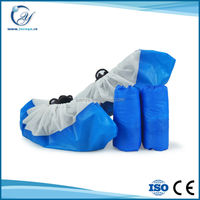 PP/PE Waterproof Disposable Overshoes