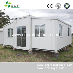 modular underground expandablle container house
