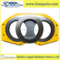 Putzmeister construction trailer part made in China