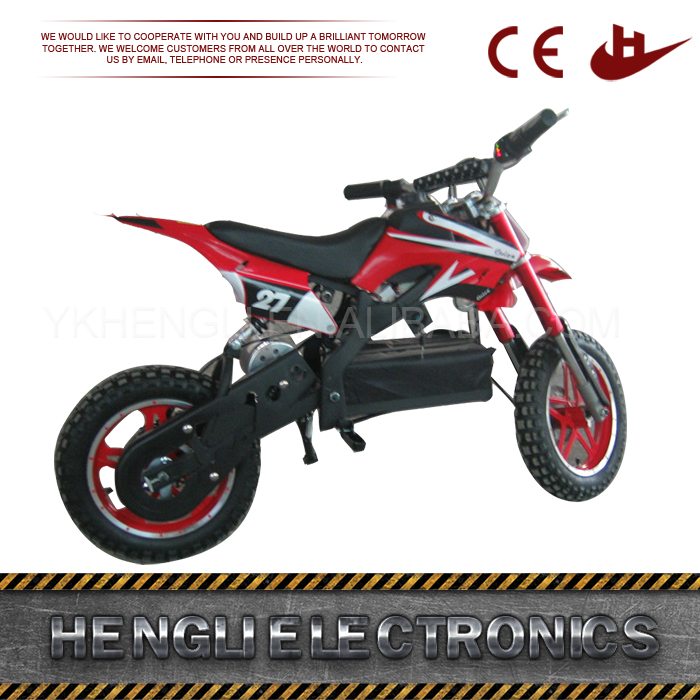 500W Easy Key Start Kids Cheap Pit Bike