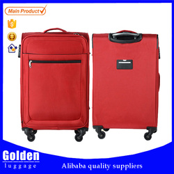 China factory direct wholesale travel trolley luggage