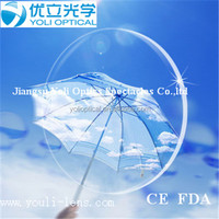 1.56 finished single vision resion lens optical