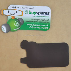 New products wholesale blank fridge magnets