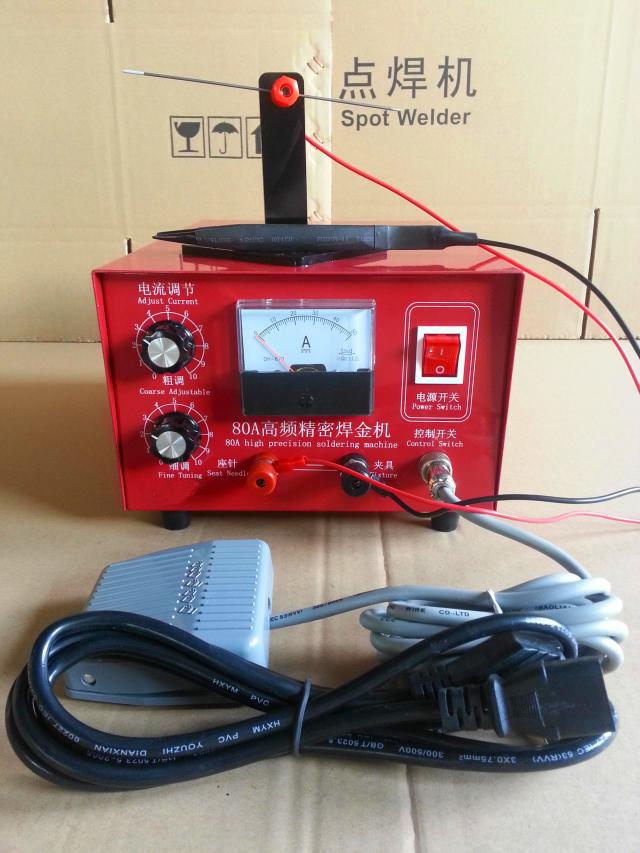 micro spot welding machine