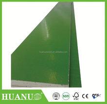 2440*1220 melamine 18mm korin plex plywood factory