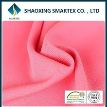 Fabric Manufacturer Cheap casual polyester and spandex fabric