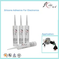 HIgh quality Fast cured silicone sealant for Electron component, electronics, solar energy, industrial electrical equipment