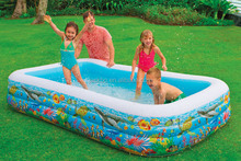 Good quality PVC paddling pool for baby, inflatable swimming pool noodles, inflatable baby bath pool
