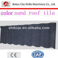 SB960 metal roofing tile coated sand production line