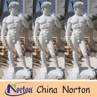 life size fiberglass nude roman man statue NTRS017S