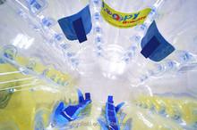 Brand new bubble balls pour le football professional manufacturer for whosale