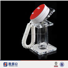 Wholesale Acrylic Mobile Phone Holder / Colored diamond-shaped frame / mobile phone display stand