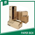 Logística embalagem de papelão ondulado caixas de papelão