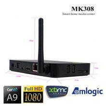 Tv Box car multimedia entertainment with 720p rmvb