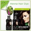Eagles henna herbal hair dye powder hair dye black hair shampoo guangzhou producer