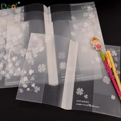 plastic book cover