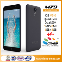Shenzhen Dual SIM Unlocked Android China OEM 4G LTE mobile phone hot new products for 2015