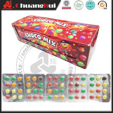 Cocoa Butter Replacer Chocolate Bean Choco Mix