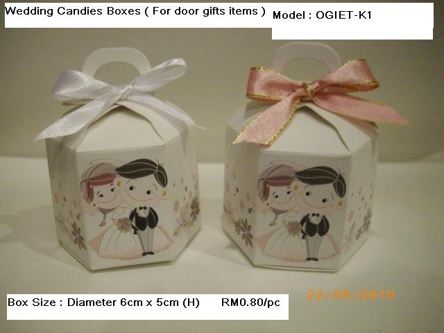 Wedding Gift Box Murah : Wedding Door Gift Boxes / Kotak Bunga Telur