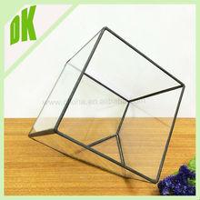 A plant terrarium vase can create a modern look to outdoor spaces, wholesale live plant unique air plant decor terrarium