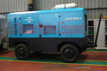 14.5 Bar air compressor for oil and mining 210 psi 19 m3/min 316 L/s 671 CFM SMPD-19/14.5 LGCY-19/14.5