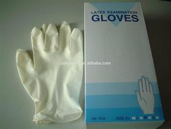 Disposable Sterile Latex Surgical Gloves for surgery,hospital,medical with powdered and powdered free