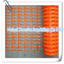 de plástico de obras de construcción de esgrima