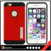 Keno Hot Selling Cell Phone Plastic Cover for iPhone 6 Plus with Kickstand